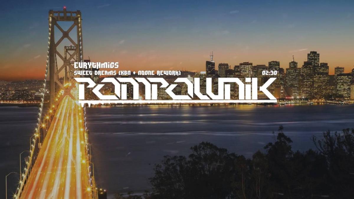 Eurythmics - Sweet Dreams (KBN & NoOne Rework)