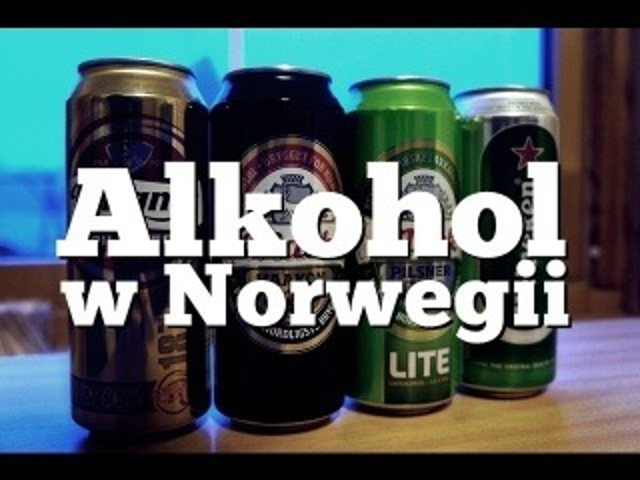 Alkohol w Norwegii | Podróżne #82