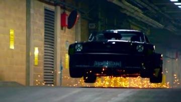 Ken Block Drifts London – EXTENDED Director's Cut - Top Gear - BBC