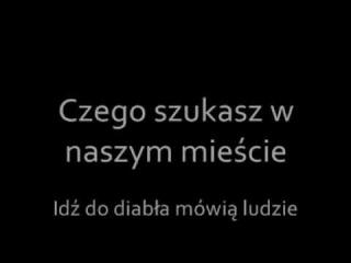 Dżem - Whisky + tekst