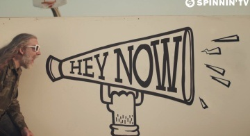 Martin Solveig & The Cataracs Feat. Kyle - Hey Now (Official Music Video)