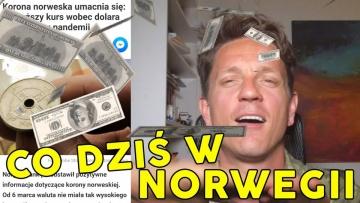 Norwegia daje Polsce pieniądze, bo korona się umacnia, a ludzie nie chorują już na koronę