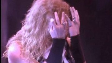 Metallica - Welcome Home (Sanitarium) (Live Seattle 1989 (HD)