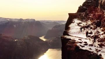 Spektakulær film av Norge på langs: - Folk blir rørt til tårer
