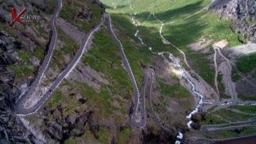 Norway 2013 #1 Alesund to Trollstigen