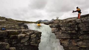 Norge whitewater paradise