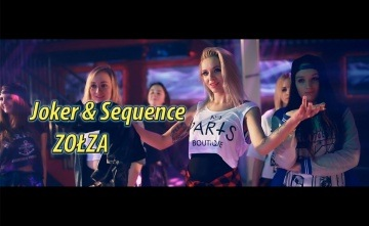 Joker & Sequence - Zołza (Official Video) Nowość Disco Polo 2015