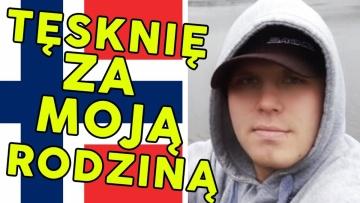 Podziwiam kobiety, które zostają w Polsce (2/3) Łukasz Moja Norwegia #36