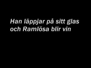 Kent - Socker (ENG/SV Lyrics)