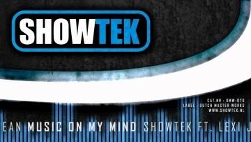 Showtek ft Lexi Jean - Music On My Mind [OFFICIAL]