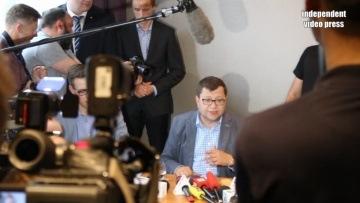 Zbigniew Stonoga ujawnia fakty o aferze podsłuchowej i jego aresztowaniu - 10.06.2015, Warszawa