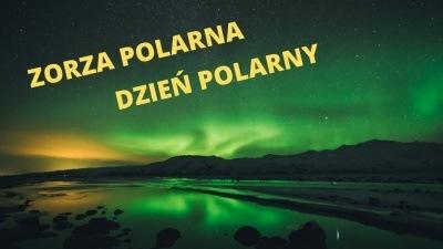 Zorza polarna i dzień polarny w Norwegii