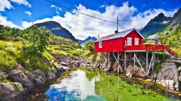 Norway a Wonderland - Film - Maxdreamcreator (Glidecam HD-2000, Canon 7D)