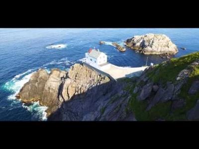 Vågsøy - Aerial footage