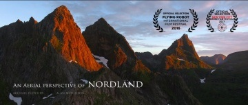 An Aerial Perspective of Nordland