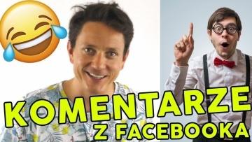 Komentowanie wiadomości z facebook'a Mojej Norwegii