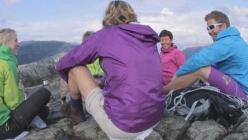 Hiking to Preikestolen (The Pulpit Rock)