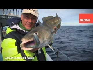 Fishing in Northern Norway