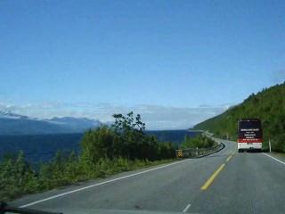 Norway tour travel - Fiordy 2010