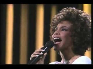 Whitney Houston - One Moment In Time (Official Music Video)