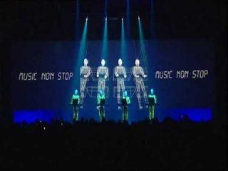 Kraftwerk - (Minimum Maximum) Music non stop