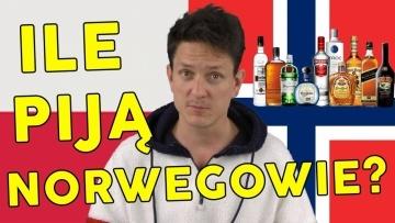 Ile piją Norwegowie i czy więcej niż Polacy?