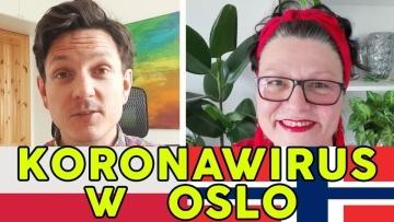 Koronawirus w Oslo - relacja z frontu 8 - Beata