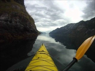 Kayaking the Fjords of Norway