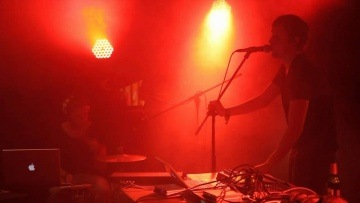 Jan Blomqvist - Desert Days (Live at Fusion Festival 2011)