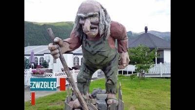 Trolle – symbol Norwegii