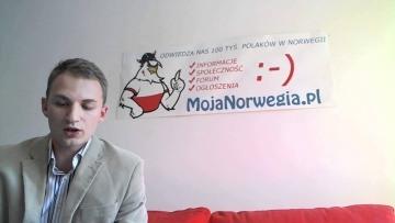 Kącik języka norweskiego - lekcja od 1-5