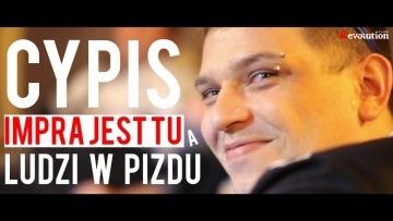Cypis  - Impra jest tu (official video) REVOLUTION CLUB SANOK