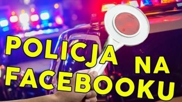 Policja na Facebooku w Norwegii vs komentarze