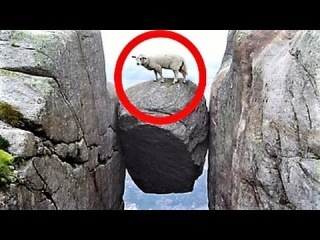 13 Strange and Amazing Places in Norway