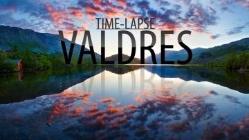 VALDRES - A Norwegian Landscape Time-Lapse