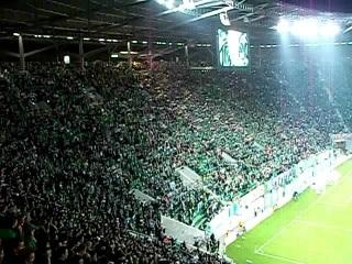 WKS Śląsk Wrocław Otwarcie stadionu  www.krxgrunge.blogspot.com