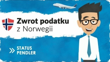 Status Pendler - zwrot podatku z Norwegii za 2017 rok
