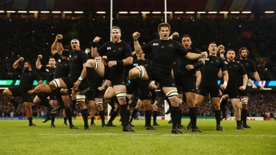 Latest All Blacks Haka intimidates the French
