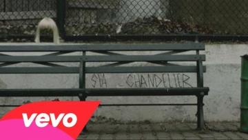 Sia - Chandelier (LYRIC VIDEO)