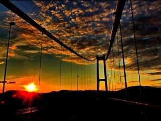 Amazing Bergen`s sunsets