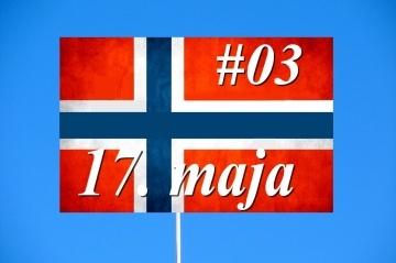 Nowy w Norwegii - #03 17. maja