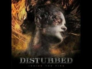 Disturbed - Inside the Fire - HIGH QUALITY (Lyrics included)