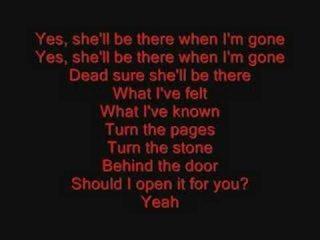 Metallica - The unforgiven II [Lyrics]