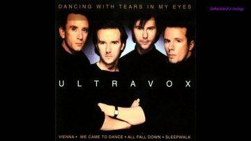 Ultravox-Dancing With Tears In My Eyes HD (Vinyl,Płyta Winylowa)