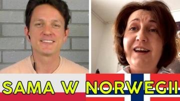 Nowa w Norwegii - Sylwia