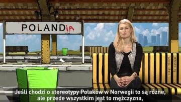POLANDIA - Nana (Norwegia/Norway)