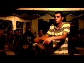 Kamil Bednarek (Star Guard Muffin) - Dobremiastock Festival 2010 (after party)