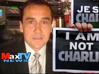 I am NOT Charlie Hebdo - Max Kolonko Mówi Jak Jest
