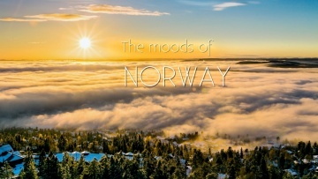 The moods of Norway