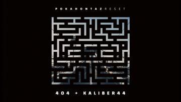 Pokahontaz ft. Kaliber 44 - 404 (official audio) prod. White House, skr./cuty: DJ Jaroz | REset